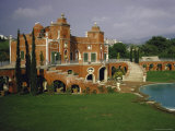 The Guest House and Pool of Sophia Loren and Carlo Ponti's Villa