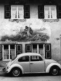 Volkswagen Papier Photo par Alfred Eisenstaedt