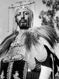 Master of the Hunt under Ethiopia's Emperor Haile Selassie