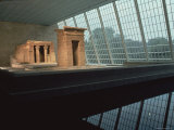 Temple of Dendur at the Metropolitan Museum of Art
