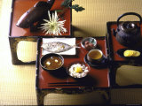 Traditional Japanese Breakfast Rounds Out the Meal