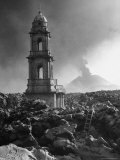 Paracutin Volcano Erupting