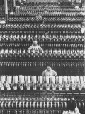 Workers at American Woolen Co
