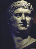 Marble Head of Emperor Nero
