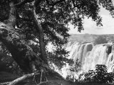 Victoria Falls on the Zambesi River