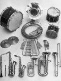 Musical Instruments Which Are Used in a Marching Band