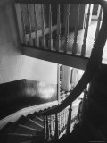 Staircase in Landmark Home