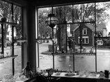 Summer at Cape Cod: Antique Glass Shop