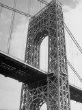 View of the George Washington Bridge