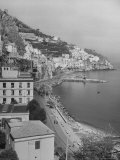 Resort Town of Amalfi on the Sorrento Peninsula