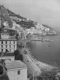 Resort Town of Amalfi on the Sorrento Peninsula