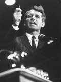 Senator Robert F Kennedy Speaking at the University of Mississippi