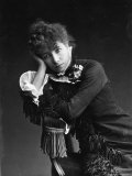 Portrait of Actress Sarah Bernhardt  c1878