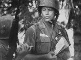 US Lt Roger Zailskas Serving in Vietnam