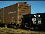 Railroad Box Cars