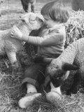 Spring on an Animal Farm