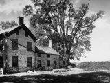Old Brick Farmhouse