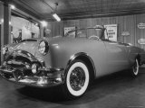 Sleek New Packard Caribbean Standing in Show Room