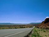 State Road 96 Near Abiquiu  New Mexico