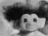 Three Inch Troll Doll Called &quot;Dammit&quot; Sold by Scandia House Enterprises