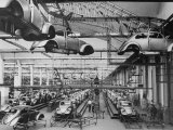 Volkswagen Plant Assembly Line