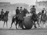 Push Ball Game at the Hippodrome Stadium