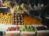 Fruit Market  Cozumel  Mexico