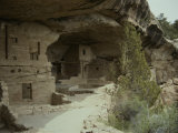 Anasazi Ruins at Mesa Verde National Park