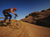 Slickrock Mountain Biking  Moab  Utah