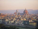 Cityscape  Florence  Italy