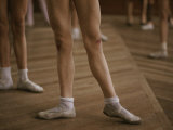 A Scuffed Knee is Testament to a Dancers Dedication to Practice