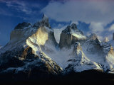 Scenic View of the Cordillera De Paine