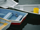 Rowboats at Dock