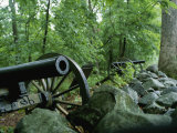 Battlefield Cannon  Gettysburg National Military Park