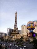 A View of the Strip  Las Vegas Blvd  Las Vegas  Nevada