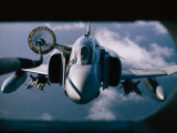Refueling Operation over the Falklands