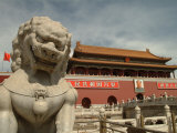 The Gate of Heavenly Peace at Tiananmen Square