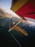 Hang Gliding with Wing-Mounted Camera over Telluride