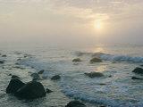 View of the Long Island Coastline
