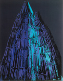 Cologne Cathedral  c1985 (Blue)