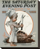Thanksgiving Cherub  c1909