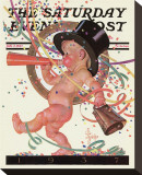 New Year's Baby  c1937: Celebration