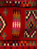 Kilims at Grand Bazaar (Kapali Carsi)  Istanbul  Turkey