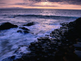 Giants Causeway Ancient Rock Formation  Antrim  Northern Ireland