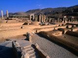 Ancient City of Persepolis Persepolis (Takht-E Jamshid)  Fars  Iran