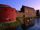 Malmohus Fort (1434) Now Housing a Museum  Malmo  Skane  Sweden