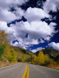 Scenic Highway 82  Aspen  Colorado  USA