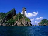 Chicken Island (Koh Hua Khwan)  Ao Nang  Thailand