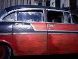Classic Car  Havana  Cuba