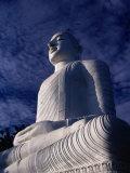 Big Bihiravokanda Buddha Statue  Kandy  Sri Lanka